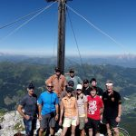 Ausflug Flachau 2014